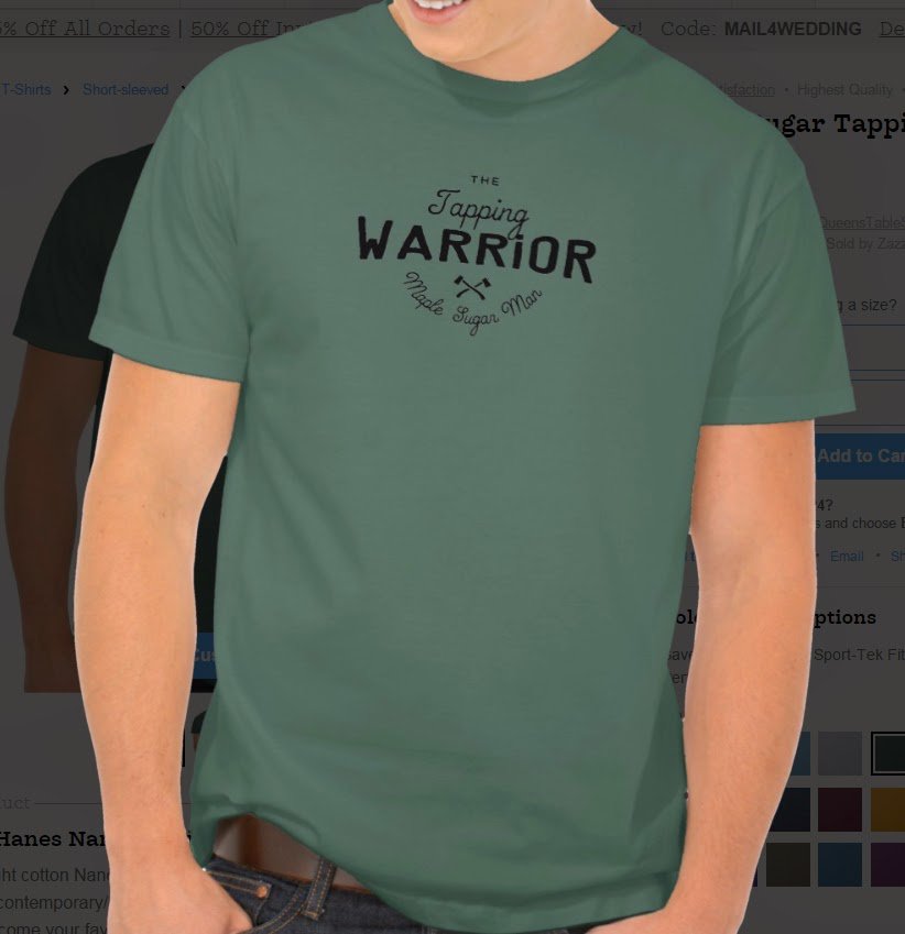 Tapping Warrior T-Shirt