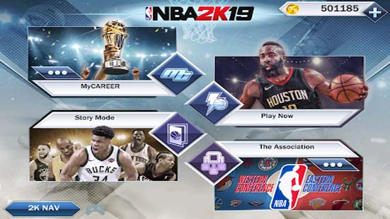 Download NBA 2K19 50.0.1 Apk Mod Mоnеу for Andrоіd