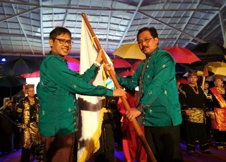 Buka Sumbar Expo 2017, Gubernur Irwan Ajak Warga Batam Berwisata ke Ranah Minang