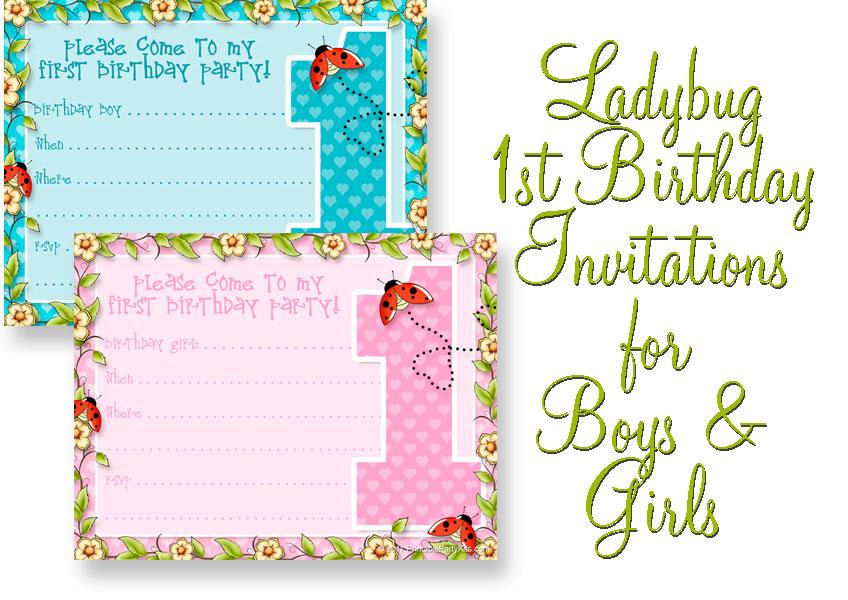 birthday-invitation Printable Wedding Invitations