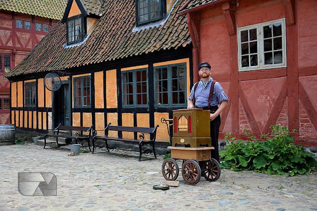 Den Gamle By - atrakcje turystyczna w duńskim Aarhus