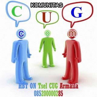 Terdaftar di Komunitas Tapi Tidak Bisa HBT ON CUG Armaila