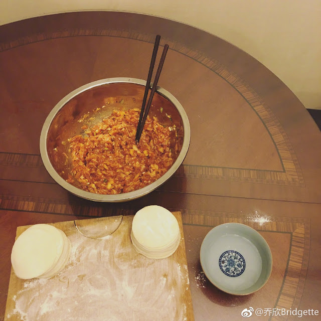 Dongzhi Festival wrap dumpling Qiao Xin Ode to Joy