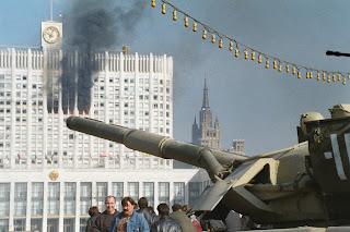 о последствиях октября 1993 года
