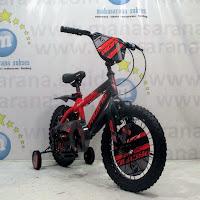 16 pacific ripper bmx sepeda anak