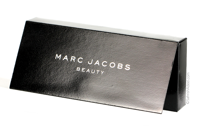 Velvet Noir Major Volume Mascara by Marc Jacobs Beauty - Review & Makeup Look