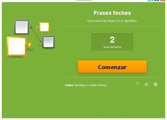 http://www.educaplay.com/es/recursoseducativos/2329673/frases_feches.htm