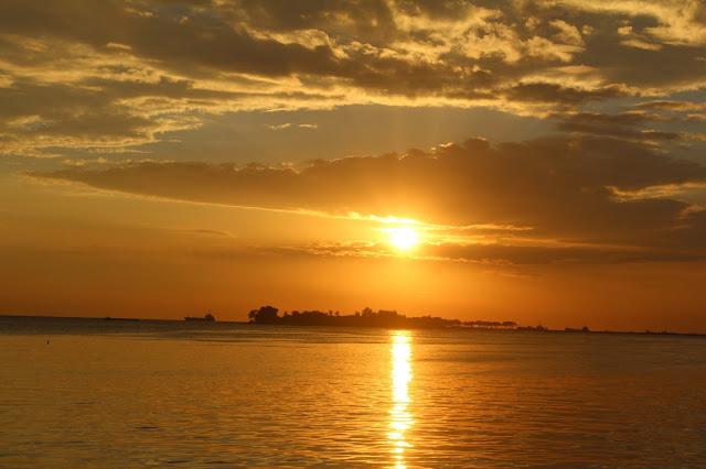 Pantai Losari (sunset)
