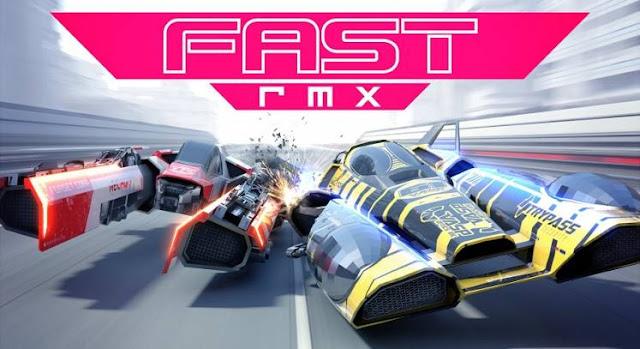 Comparación: Fast Racing Neo - Fast Racing RMX