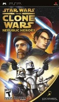 Star Wars The Clone Wars - Republic Heroes