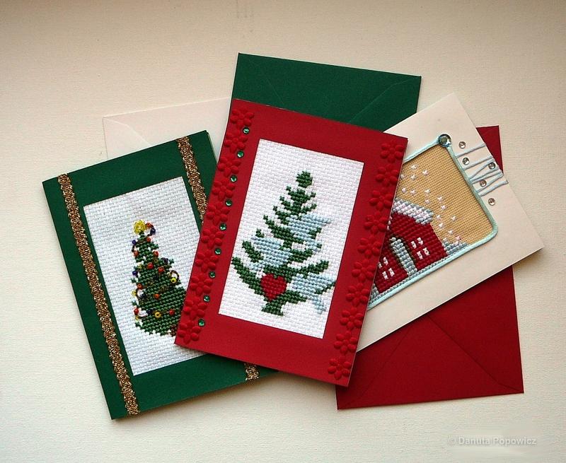 rekodzieło kartki świąteczne