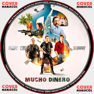 GALLETA LABELAll About the Money - MUCHO DINERO 2017 [ COVER DVD ]
