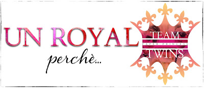 "#PaperPrincess #TeamChallenge: ""E' un Royal perché..."" #TeamTwins"