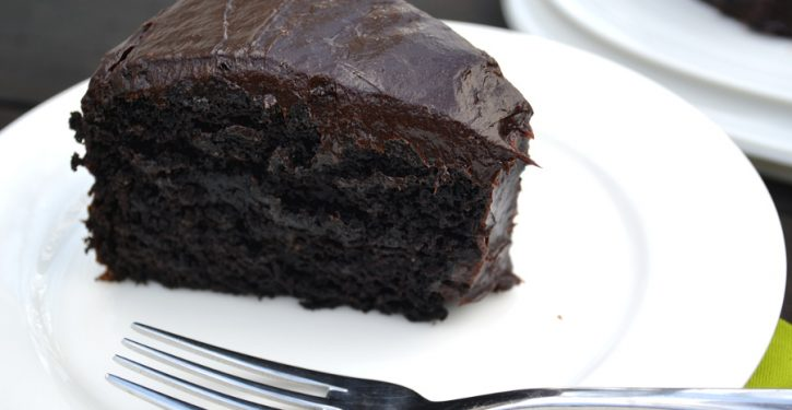 Make A Delicious Chocolate Cake, Healthy Without Sugar