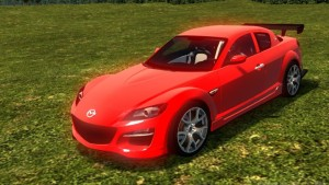 Mazda RX-8 Spirit 2012 Car [1.31]