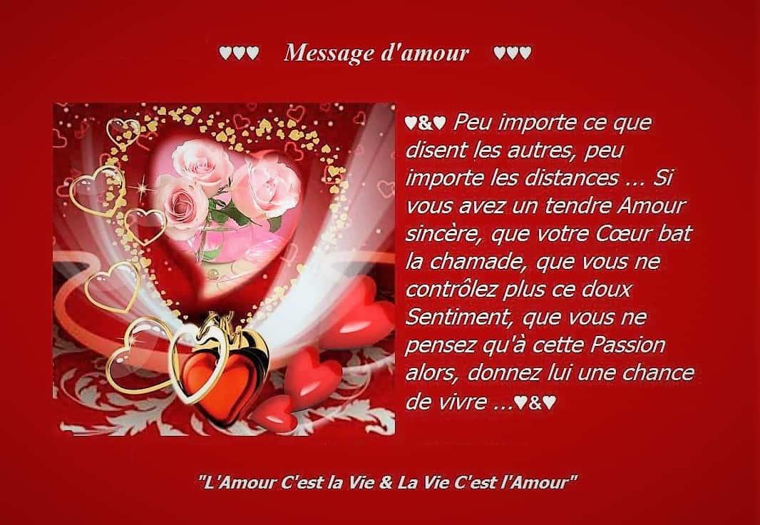 Messages Sms D Amour Les Plus Romantiques Poesie D Amour