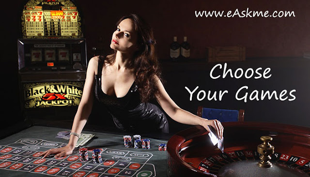 Choose your games: 6 Slot Machine Tricks That Really Work!: eAskme