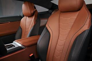 BMW M850i xDrive Coupé (2019) Interior