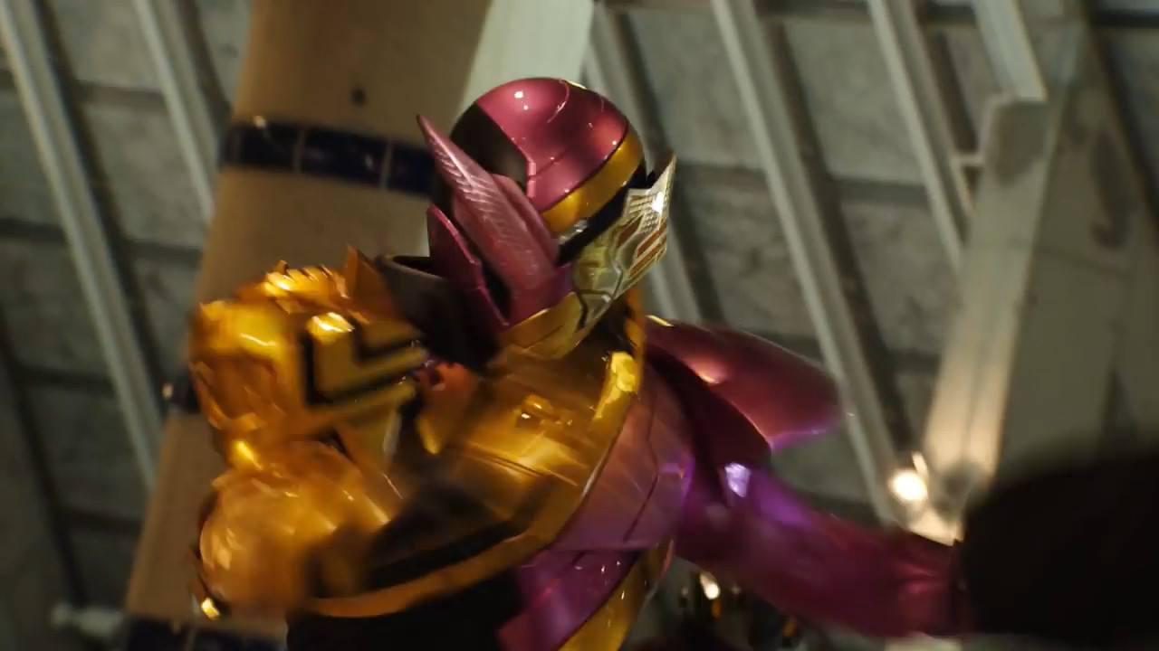 Kamen Rider Build Raising The Hazard Level 7 Best Matches Spinner Iron Hiro Tiger Ufo