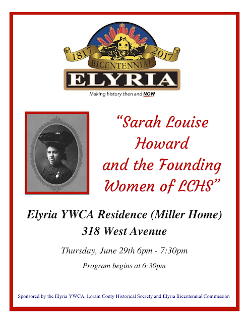 http://www.cityofelyria.org/wp-content/uploads/2017/06/Sarah-Louise-Howard-and-the-Founding-Women-of-LCHS.pdf