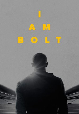 Poster I Am Bolt 2016