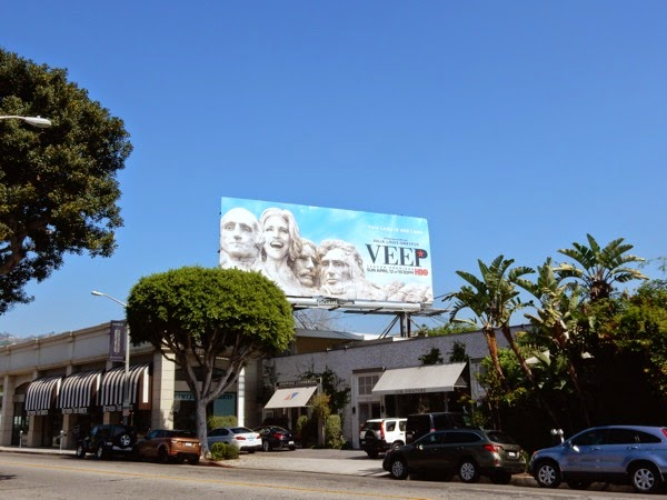 Veep season 4 billboard