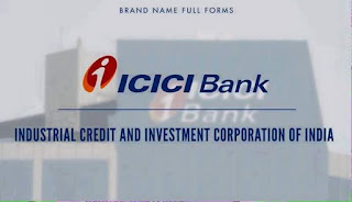 Logo ICICI Industrial Credit And Investment Corporation Of India