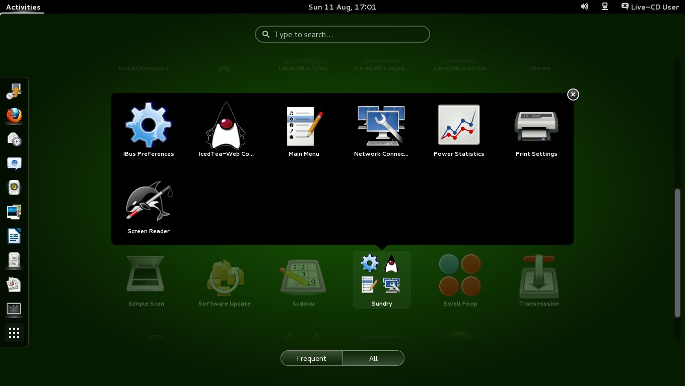 opensuse 13.1 live cd