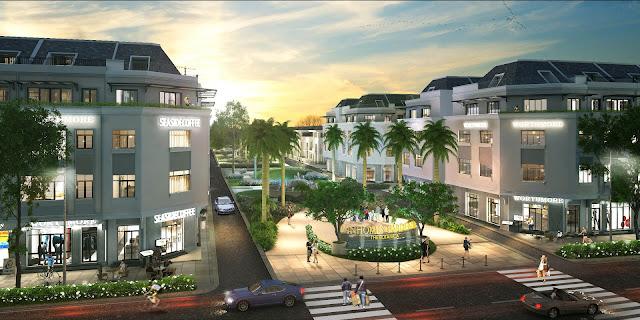 Giá bán dự án Sunshine Wonderland Villa và căn hộ chung cư cao cấp biệt thự liền kề