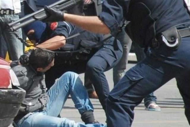 المديرية العامة...الأمن طلق النار على مسلح وجه طعنة إلى شرطي فمزق له صدريته ببرشيد