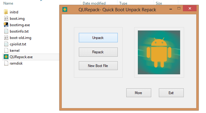 Rom Porting [Win/Android/Linux]-Top 8 Tools For unpack/repack boot