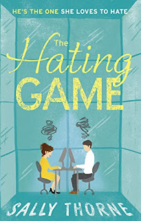 The Hating Game book cover image