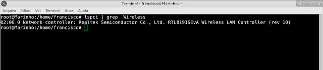 Como instalar o driver wireless no Debian definitivamente