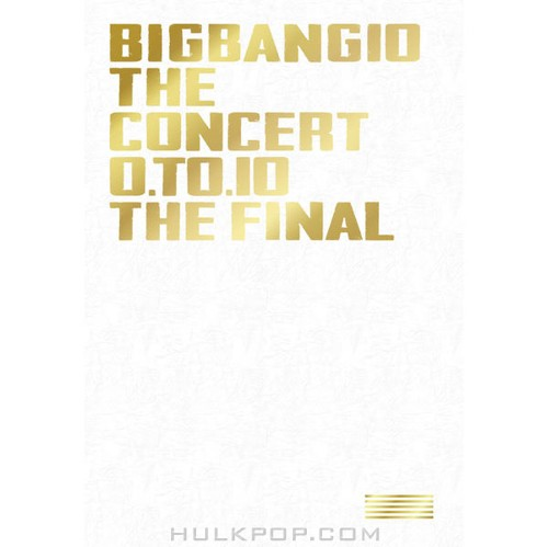 BIGBANG – BIGBANG10 THE CONCERT : 0.TO.10 -THE FINAL- (ITUNES MATCH AAC M4A)