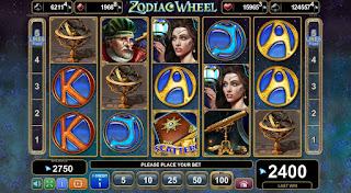 Zodiac Wheel pacanele