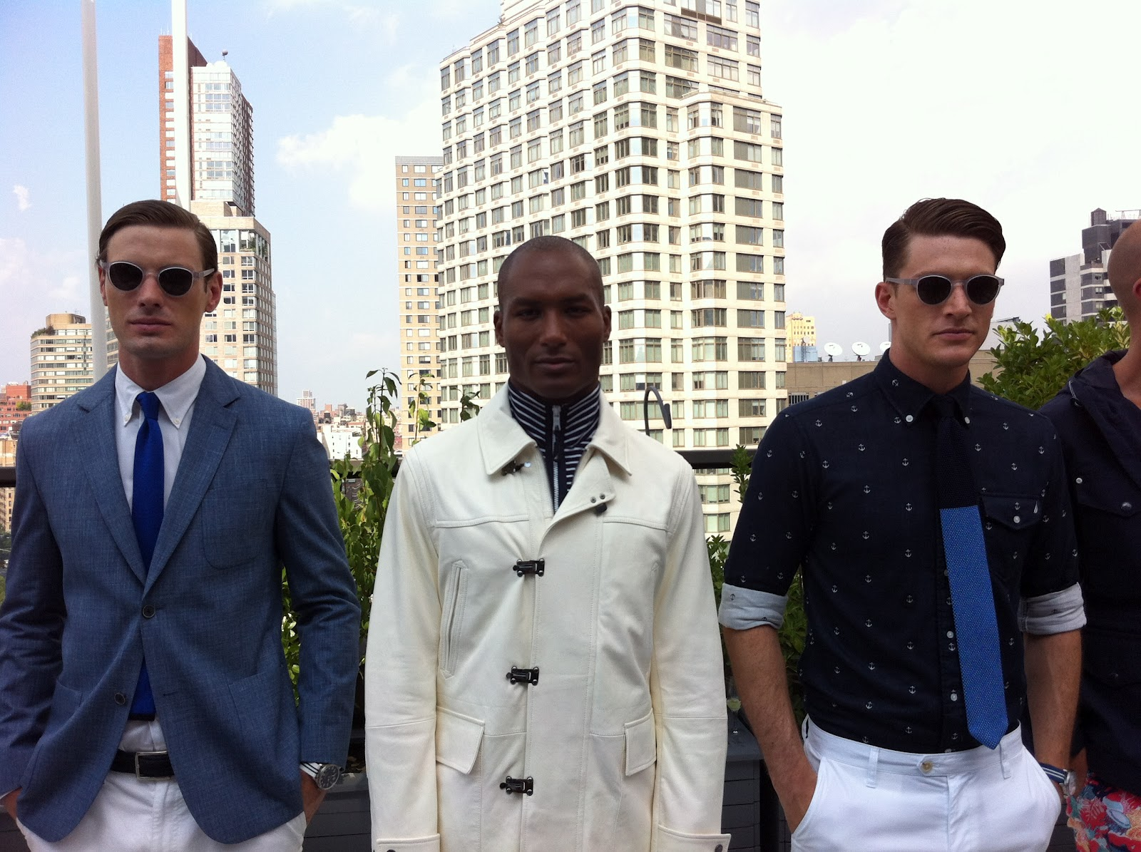 b98ae87f75d VIDEO  Nautica Men s Spring Summer 2013 Collection