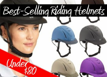 5 Best-Selling Riding Helmets Under $80