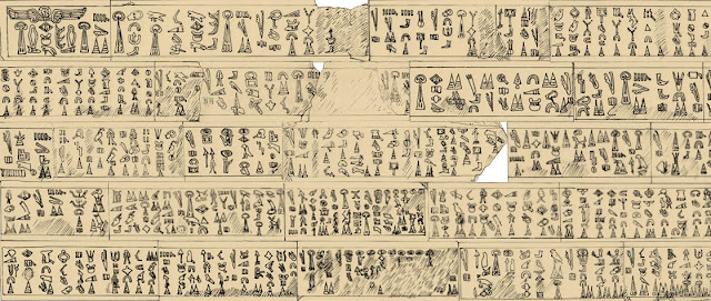 Luwian hieroglyphic inscription sheds light on the end of the Bronze Age