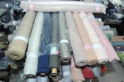 Thu mua vải cây thời trang