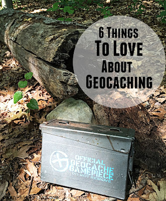 6 Things to Love About Geocaching
