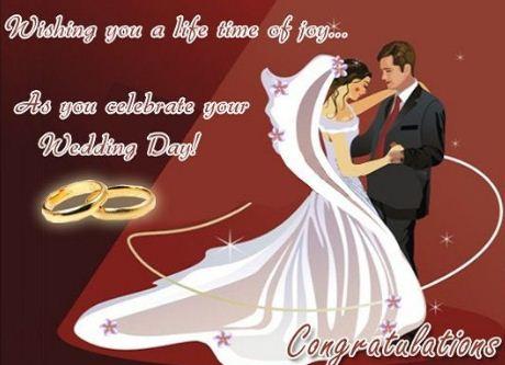 تهنئة زواج من موقع زواج العرب و أرق عبارات تبريكات زواج و صور بطاقة تهنئة زواج