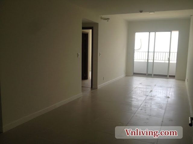 2 Bedrooms 82 sqm Lexington Residence apartment for rent block A swimming pool view