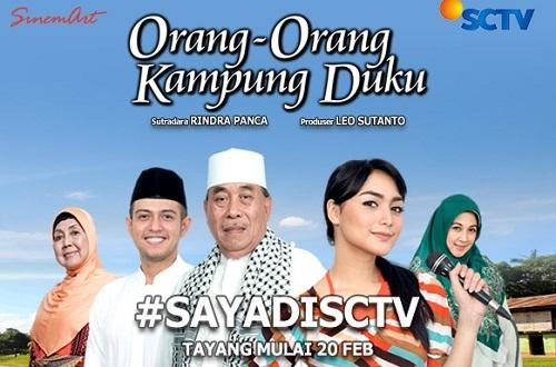Ost Orang Orang Kampung Duku SCTV