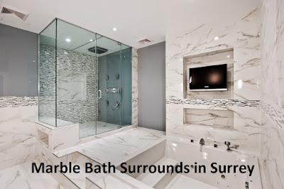 Marble Bath Surrounds Surrey