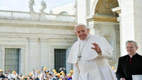 Papa Francisco llama a la solución pacífica en Nicaragua