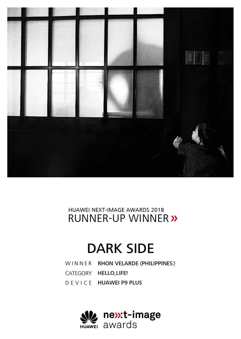 Dark Side by Rhon Velarde