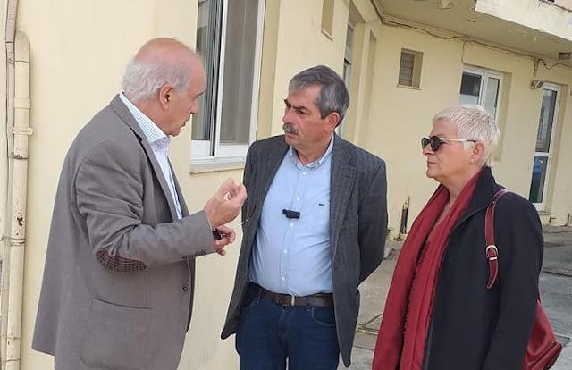 Θ. Πετράκος από το Νοσοκομείο Ναυπλίου: Όχι στο κλείσιμο του Τμήματος Επειγόντων Περιστατικών