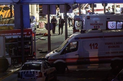 Terrorist attack leaves 36 dead in Turkey capital, Istanbul