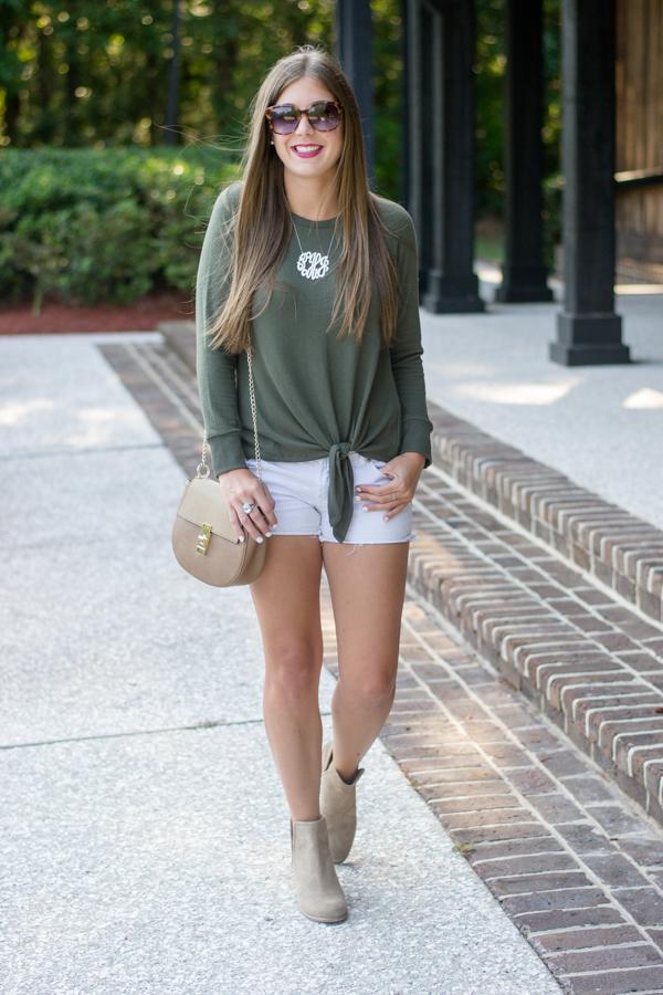 The Sweater You Can Wear Now And Into Fall | Chasing Cinderella
