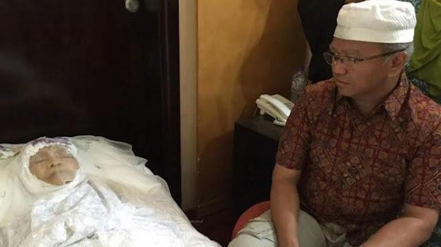 Usai Laksanakan Sholat Subuh Di Madinah, Kerabat Wagub Sulsel Yang Berhaji Ini Meninggal Dunia